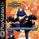 Digimon World 2 - PS1 (Disc Only)