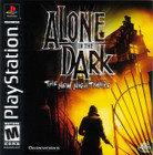 Alone in the Dark: The New Nightmare - PS1 (Disc Only)