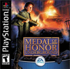 Medal of Honor Underground - PS1 (Disc Only)