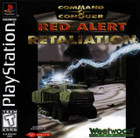 Command & Conquer: Red Alert - Retaliation - PS1 (Disc Only - Allies)
