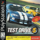 Test Drive 5 - PS1 (Disc Only)