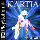 Kartia: The Word of Fate - PS1 (Disc Only)