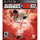 MLB 2K12 - PS3 [Brand New]
