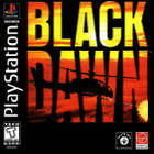 Black Dawn - PS1 (Disc Only)