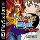 Capcom vs. SNK Pro - PS1 (Disc Only)