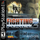 Fighting Force 2 - PS1 (Disc Only)
