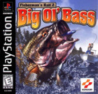 Fisherman's Bait 2: Big Ol' Bass - PS1 (Disc Only)