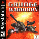 Grudge Warriors - PS1 (Disc Only)