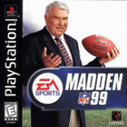 Madden NFL 99 - PS1 (Disc Only)