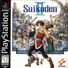 Suikoden II - PS1 (Disc Only)