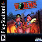 Worms - PS1 (Disc Only)