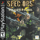 Spec Ops: Stealth Patrol - PS1 (Disc Only)
