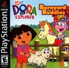Nick Jr. Dora the Explorer: Barnyard Buddies - PS1 (Disc Only)