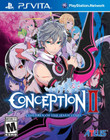 Conception II: Children of the Seven Stars - PS Vita