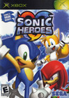 Sonic Heroes - Xbox  (Disc Only)