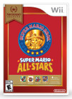 Super Mario All Stars (Nintendo Selects) - Wii