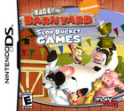 Back at the Barnyard: Slop Bucket Games - DS (Cartridge Only)