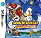 Sonic Rush Adventure - DS (Cartridge Only)