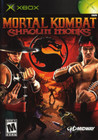 Mortal Kombat: Shaolin Monks - Xbox (Disc Only)