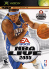 NBA Live 2005 - Xbox (Disc Only)