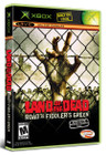 Land of the Dead: Road to Fiddler's Green - XBOX (Disc Only)
