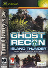 Tom Clancy's Ghost Recon: Island Thunder - XBOX (Disc Only)