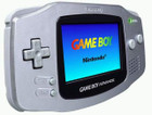 Game Boy Advance Console Platinum AGB-001 (Used - GBA002)