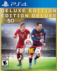 FIFA 16 Deluxe Edition - PS4