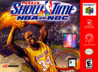 NBA Showtime: NBA on NBC - N64 (Cartridge Only)