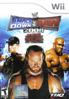 WWE SmackDown vs. Raw 2008 - Wii