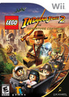 LEGO Indiana Jones 2: The Adventure Continues - Wii