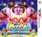 Kirby: Planet Robobot - 3DS (Cartridge Only)
