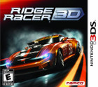 Ridge Racer 3D - 3DS (Cartridge Only)