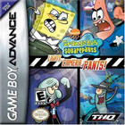 SpongeBob SquarePants: Lights, Camera, Pants! - GBA (Cartridge Only)