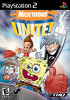 Nicktoons Unite! - PS2 (Disc Only)