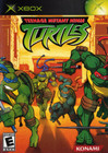 Teenage Mutant Ninja Turtles - Xbox (Disc Only)