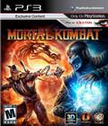 Mortal Kombat - PS3 (Disc Only)