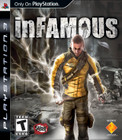 inFamous - PS3 (Disc Only)