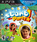 Start the Party! - PS3 (Disc Only)
