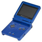 Game Boy Advance SP Console Cobalt  (Used - GBA004)