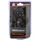 PS3 WIRED CONTROLLER BLACK - NEW MODEL (HYDRA)