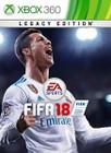 FIFA 18: Legacy Edition - XBOX 360