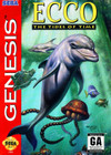 Ecco: The Tides of Time - Sega Genesis (Cartridge Only)