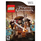 Lego Pirates of the Caribbean: The Video Game - Wii