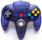 Nintendo 64 OEM Controller - Used (Grape Purple)