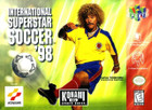 International Superstar Soccer '98 - N64 (Cartridge Only)