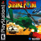 Strike Point - PS1 (Disc Only)