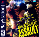 WCW Backstage Assault - PS1 (Disc Only)