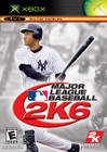 Major League Baseball 2K6- XBOX (Disc Only)