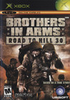 Brothers in Arms: Road to Hill 30 - XBOX (Disc Only)